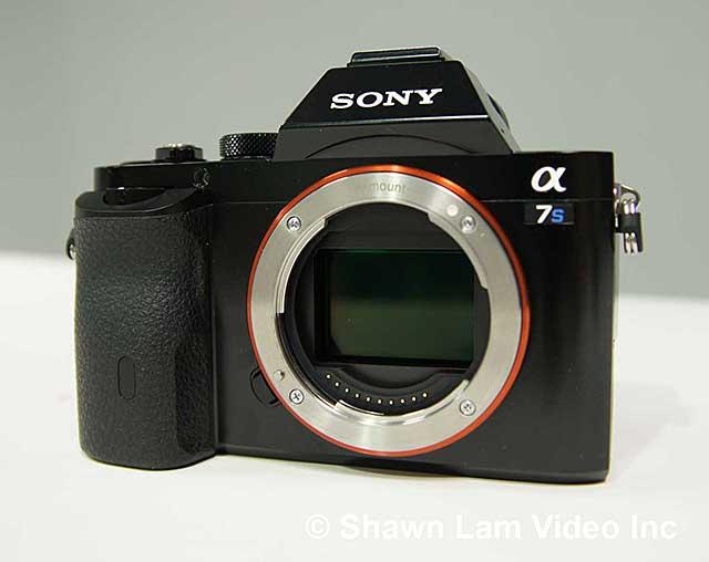 Sony a75 2