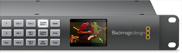 blackmagic ATEMstudio 4k