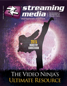 Streaming Media Magazine European Edition - Spring 2015