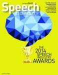 Speechtech Mag Cover