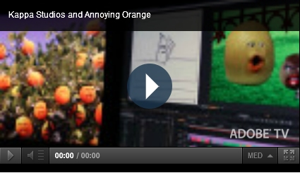 Annoying Orange Video ScreenCap