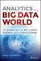 Analytics in a Big Data World book cover