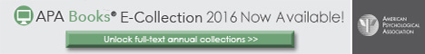 APA Books E-Collection 2016 Now Available
