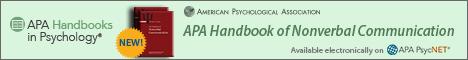 APA HB of Nonverbal Communication