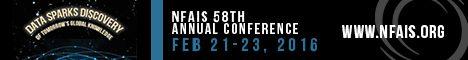 NFAIS Annual Conference Feb 21-23, 2016