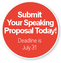 Call for Speakers Open