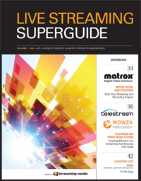 Live Streaming Superguide