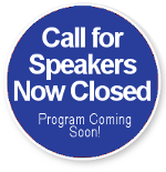 Call for Speakers Now Closed