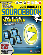 Streaming Media Magazine - Spring 2016 (Sourcebook) Preview